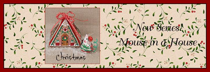 Click for Christmas Mouse in a House details