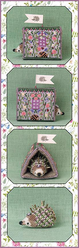 Click for Heather's Hedgehog House Details