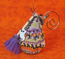 Witchy's Sister Mouse - New for Fall 2015 - click for more details