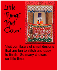 Click for Little Things That Count!