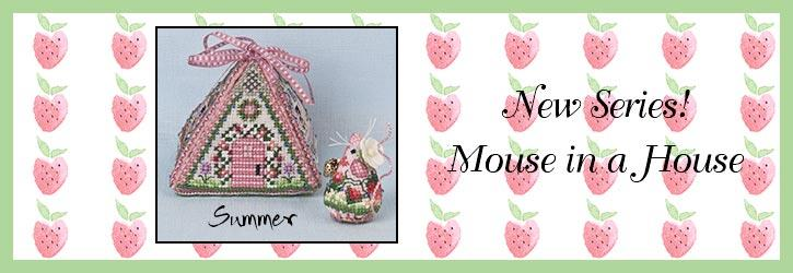 Click on this image for details about our new Mouse in a House Series!